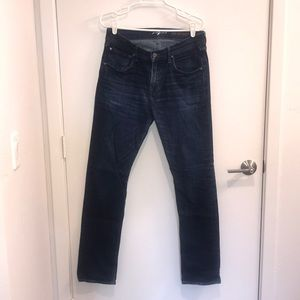 7 For All Mankind - Men's Jeans - The Straight